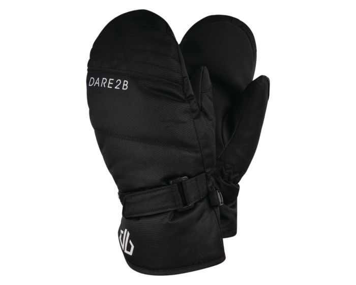 Boys Roaring Ski Mitts Black
