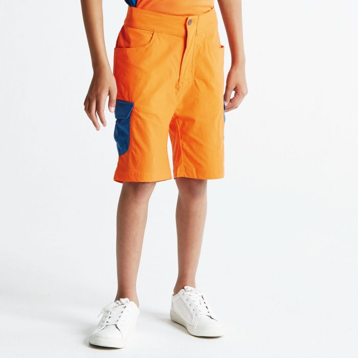 Kids Accentuate Shorts Shock Orange