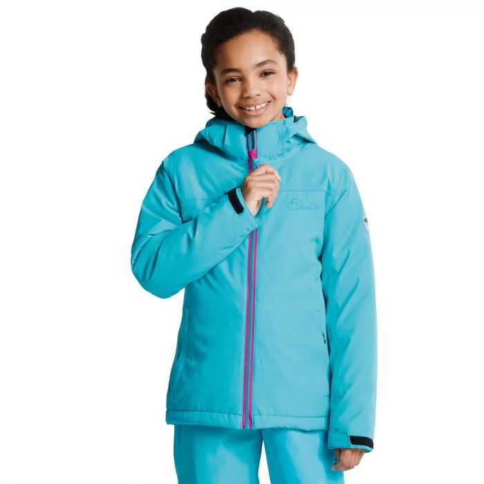 Kids Ruminate Ski Jacket Aqua