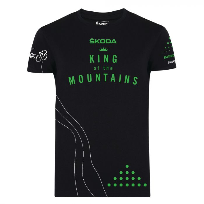 Kids 2017 Dare 2b Ovo Tour of Britain Skoda King of the Mountain Tee