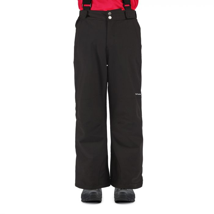 Kids Take On Ski Pants Black