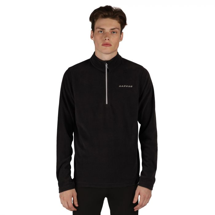 Men's Freeze Dry II Half Zip Fleece Black