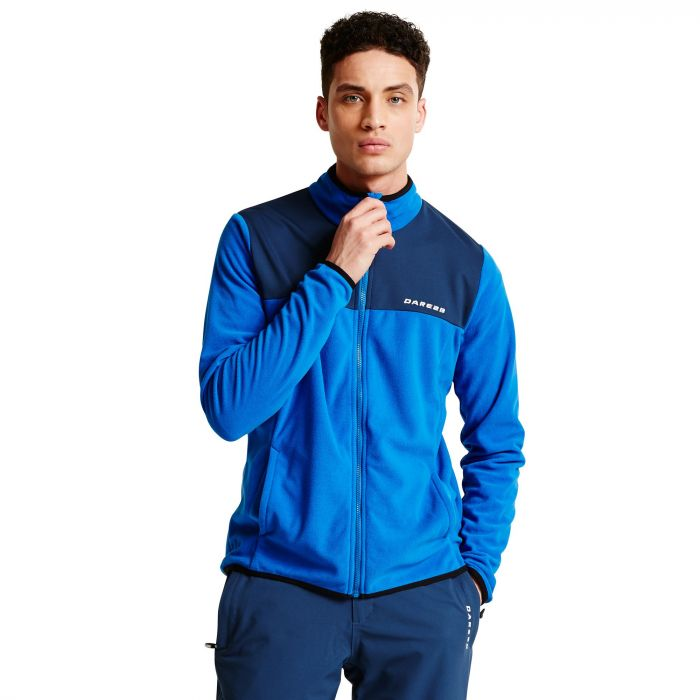 Men's Distinct Fleece OxfBl/Admirl