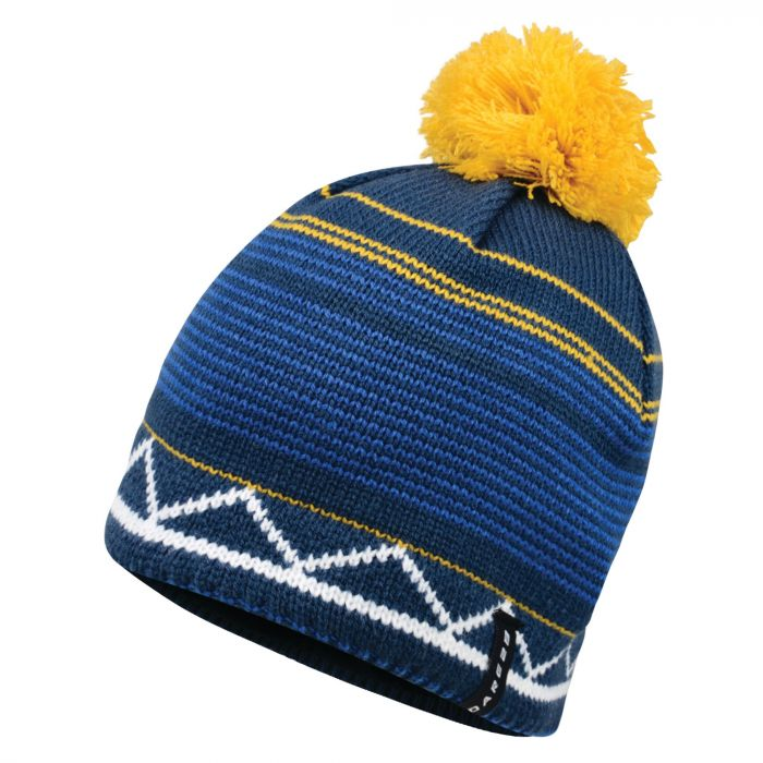 Men's Ternate Beanie Hat Admiral Blue
