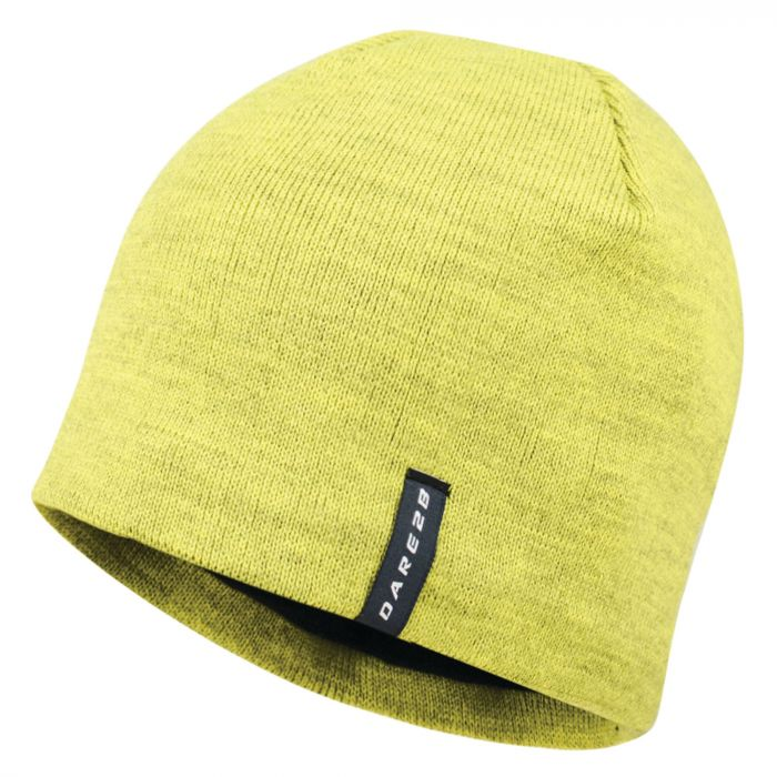 Men's Prompted Beanie Hat Neon Spring