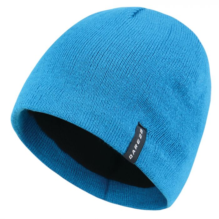 Men s Prompted Beanie Hat Methyl Blue. DMC321 5NN 1 9f6d0cf709a