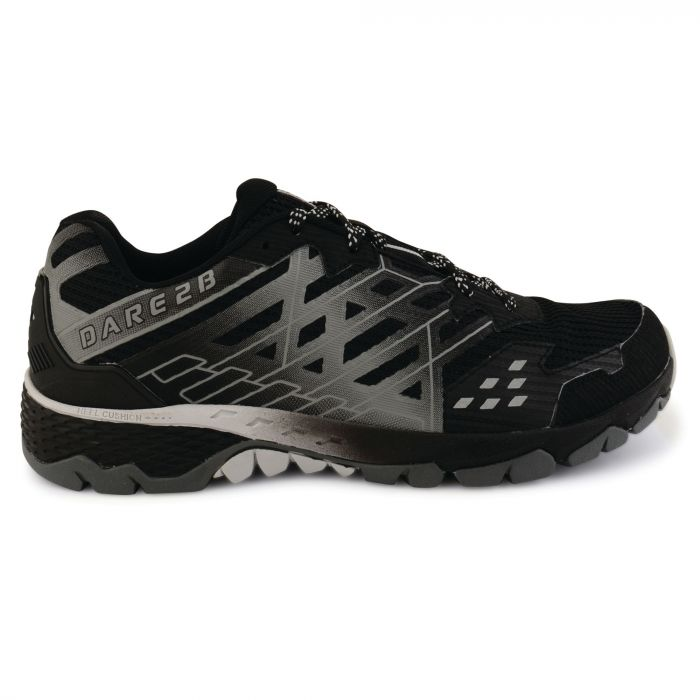 Men's Razor Trail Shoes Black/Cyberspace