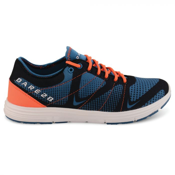 Men's Fuze Trainers National Blue/Fluro Blue