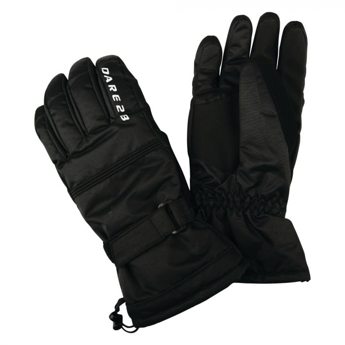 Men's Summon II Ski Gloves Black