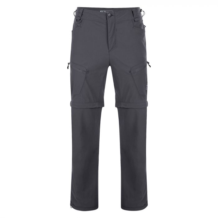 Zip Extérieur Tuned In Ebonygrey Pantalon m80vwNn