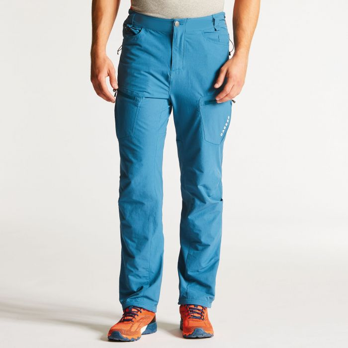 Men's Tuned In Trousers Kingfisher Blue