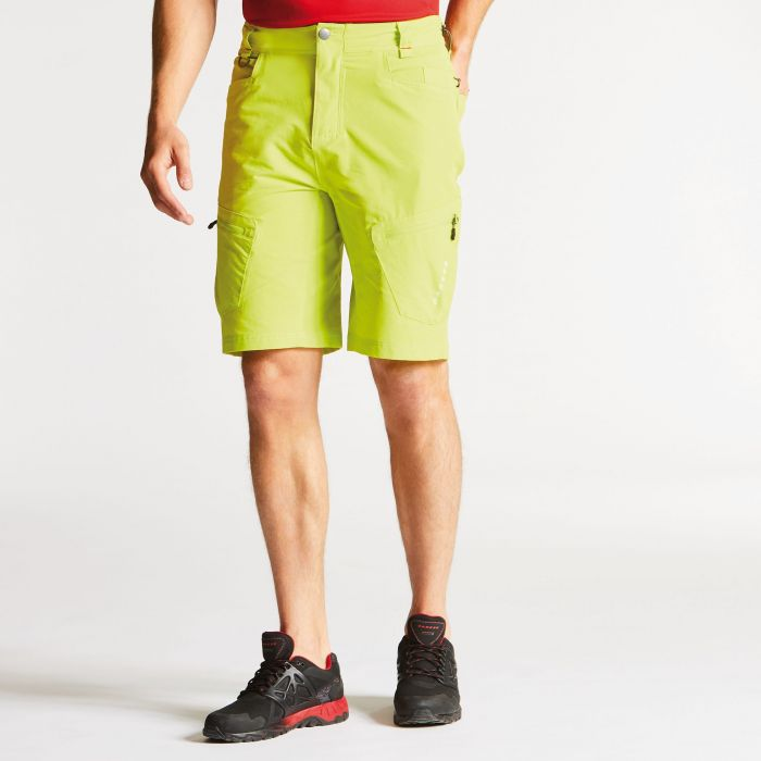 Men's Tuned In Shorts Lime Punch