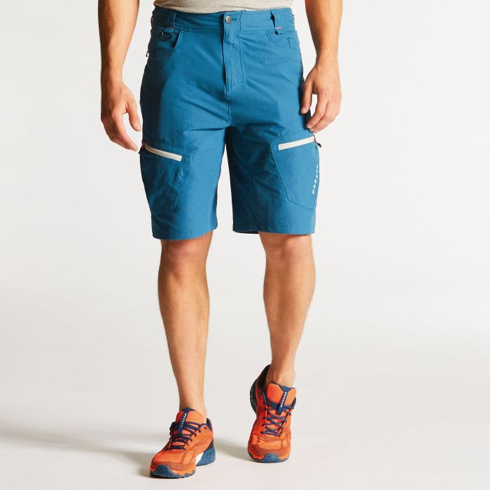 Men's Tuned In Shorts Kingfisher Blue