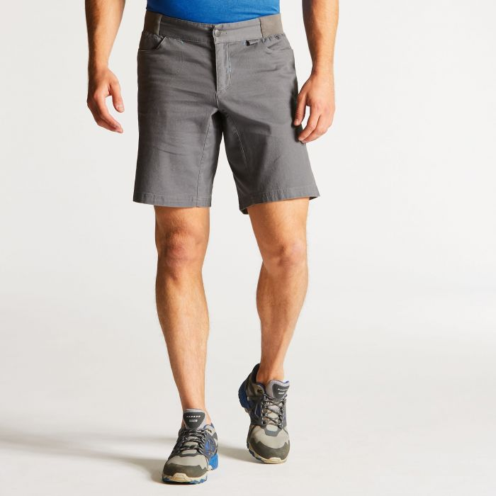 Men's Intendment Shorts Smokey Grey