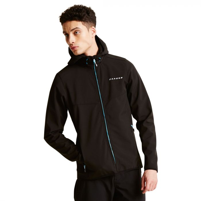 Men's Devise Softshell Jacket Black