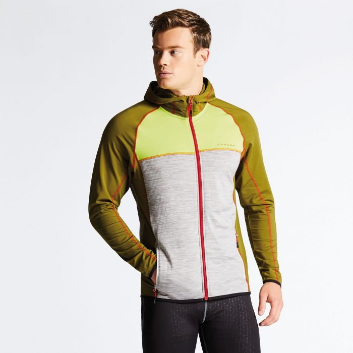 Men's Ratify II Lightweight Hoodie Cardamom/Ash