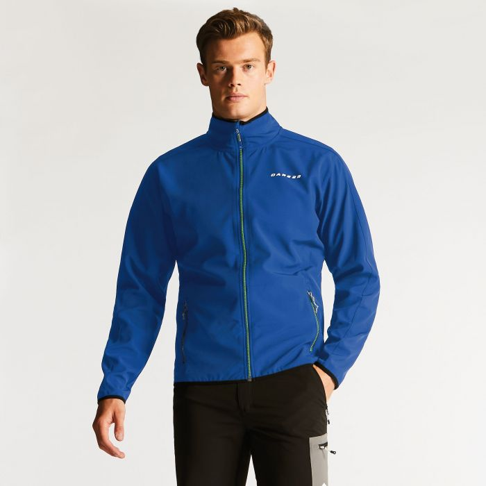 Men's Allied Softshell Jacket National Blue