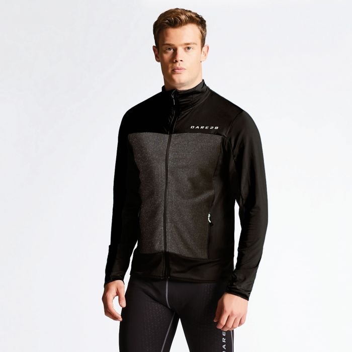 Men's Correlate Jacket Black/Charcoal