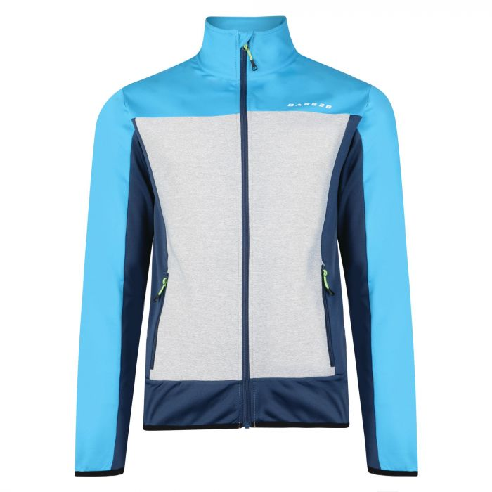 Men's Correlate Jacket Admiral Blue/Fluro Blue