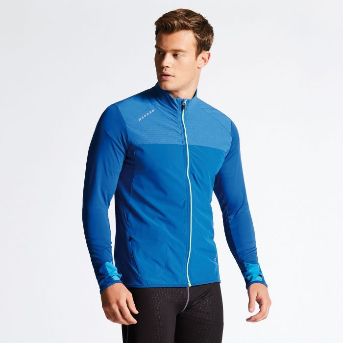 Men's Foremost Windshell Jacket National Blue