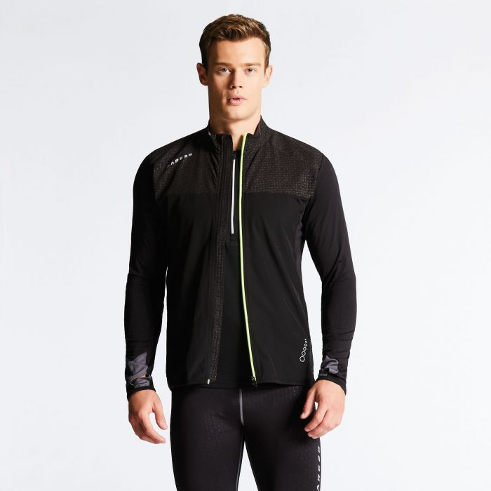 Men's Foremost Windshell Jacket Black