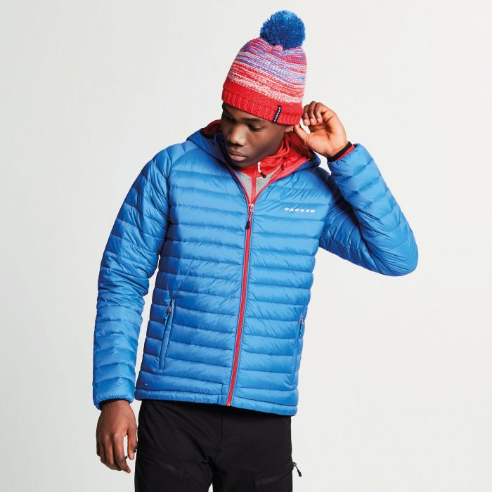 Men's Phasedown Down Fill Insulated Jacket Nautical Blue