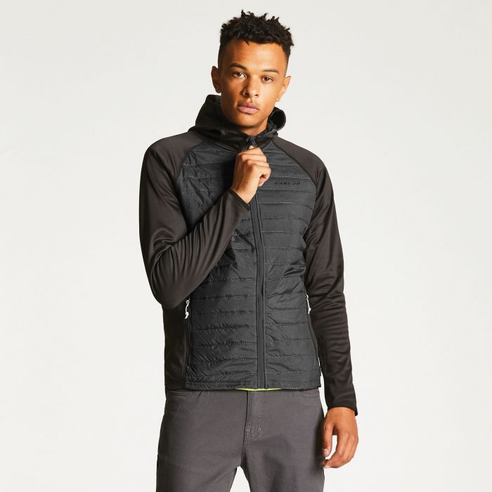 Men's Midway Hybrid Jacket Black