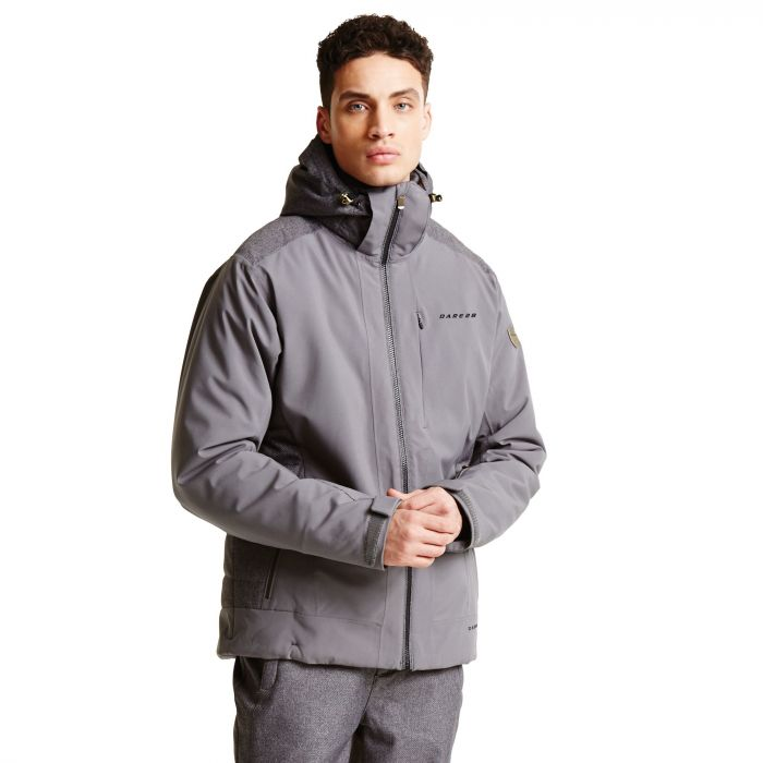 Men's Rendition Ski Jacket Smokey Grey