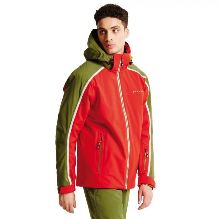 Men's Immensity II Ski Jacket Sevil/Crdmom