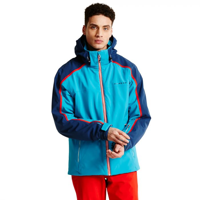 Men's Immensity II Ski Jacket Niagra/Admrl