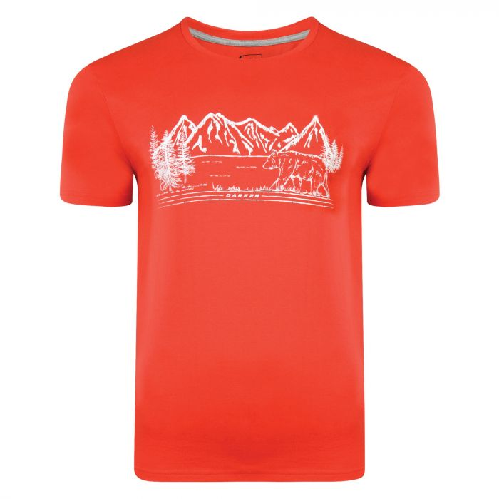 Men's Plentitude T-Shirt Seville Red