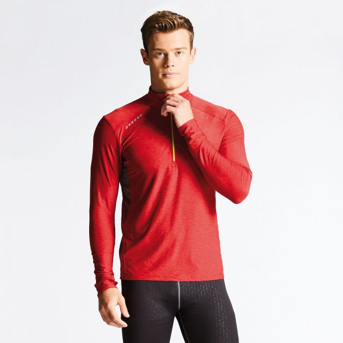 Men's Trivial II Training Jersey Danger Red