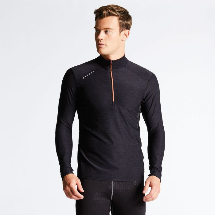 Men's Trivial II Training Jersey Black