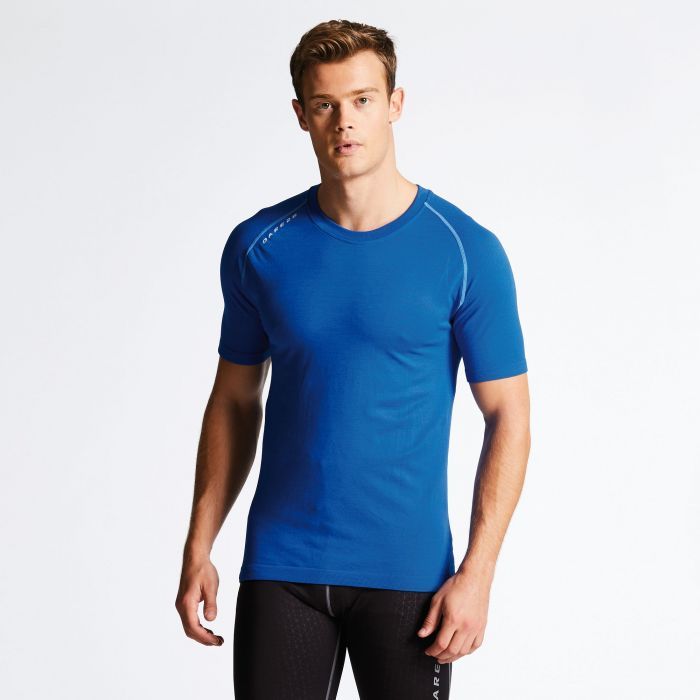 Men's Exhibit Technical T-Shirt National Blue