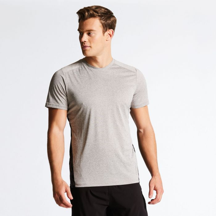 Men's Vicinity Technical T-Shirt Ash/Smokey