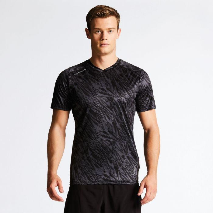 Men's Vicinity Technical T-Shirt Black