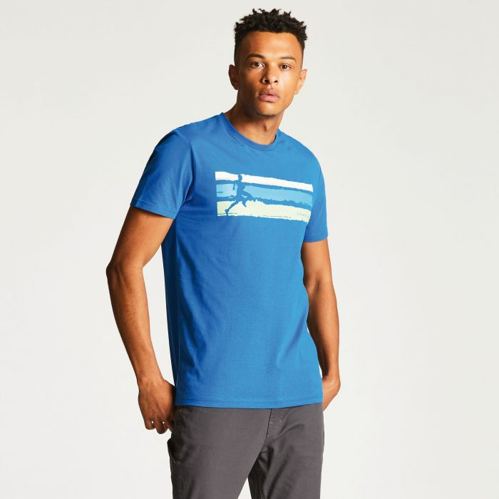 Men's Trail Hunter T-Shirt National Blue