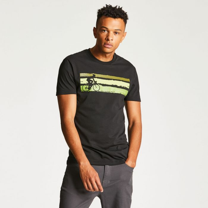 Men's Trail Hunter T-Shirt Black