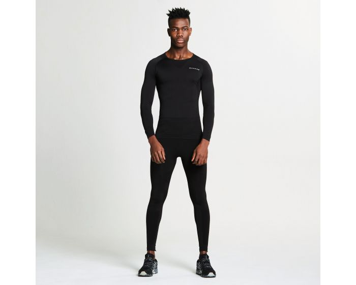 Black US 2XL Dare 2b Mens Insulate Base Layer Leggings Clothing Active Base  Layers