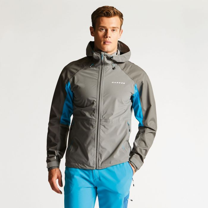 Men's Excluse II Jacket Smokey/Fluro