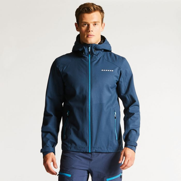 Men's Rectitude II Waterproof Jacket Admiral Blue