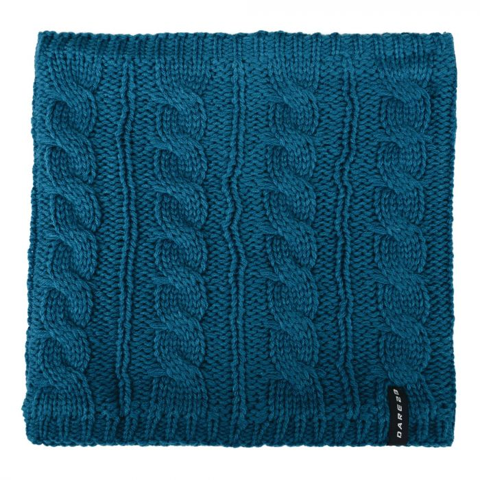 Weave Out Neck Warmer Titan Blue