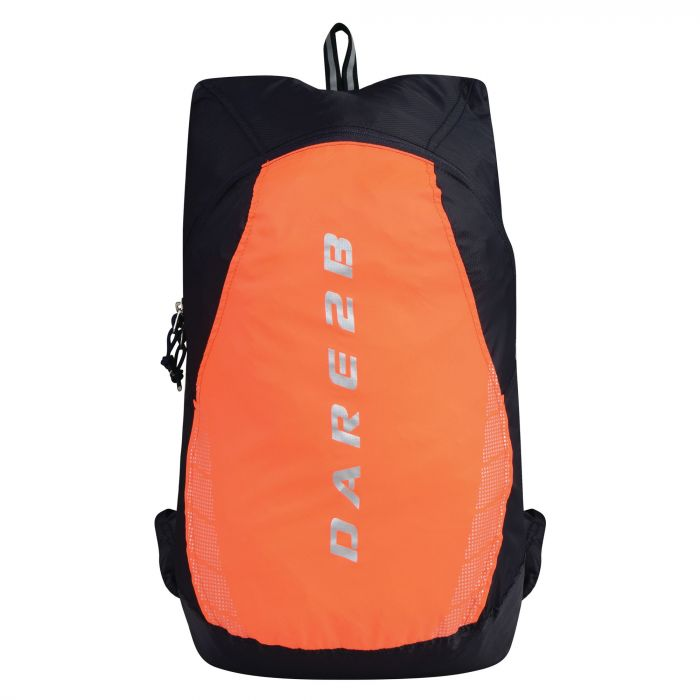 Silicone II Rucksack Shocking Orange/Ebony Grey