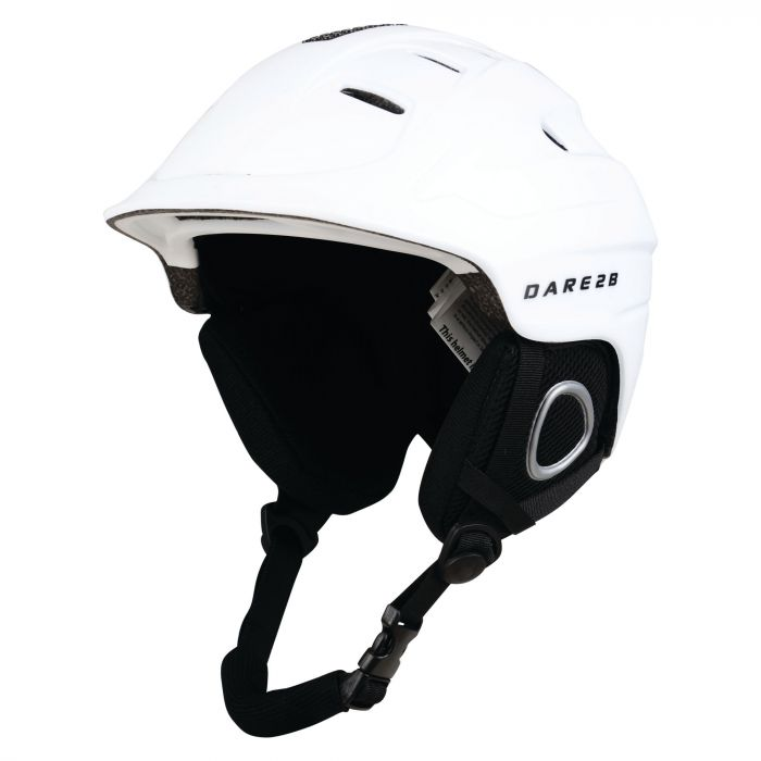 Guarda Adult Ski Helmet White