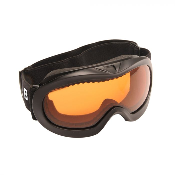 Velose Junior Ski Goggles Black
