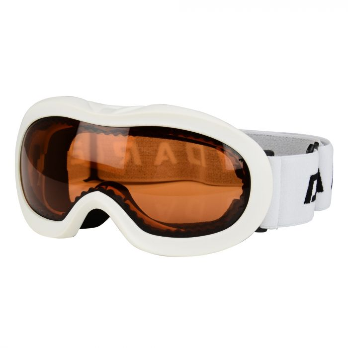 Velose Junior Ski Goggles White