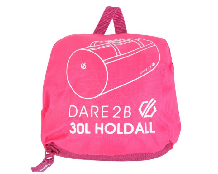 Image of 30L Packable Holdall Cyber Pink