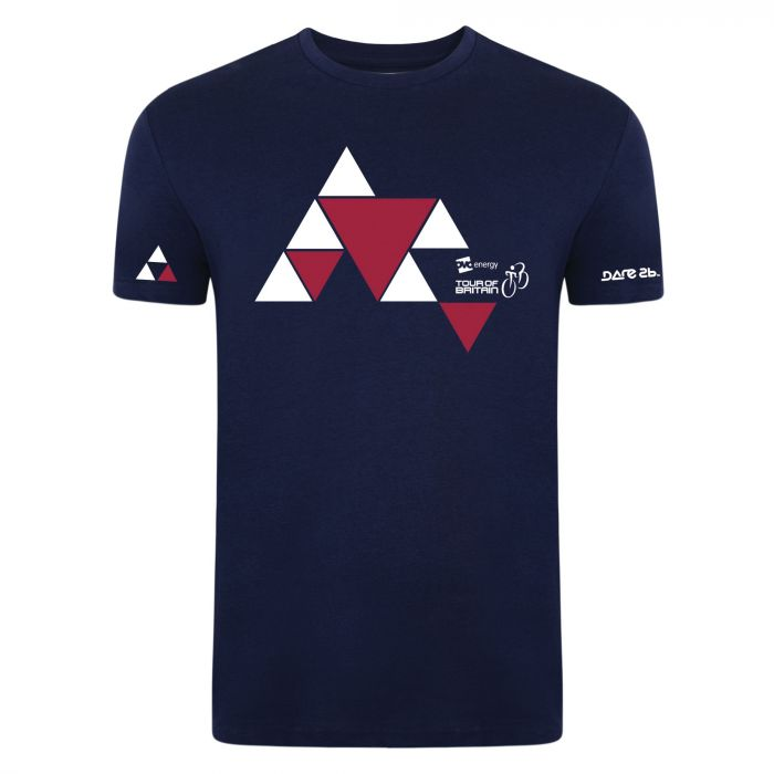 2017 Dare 2b Ovo Tour of Britain Souvenir Tee