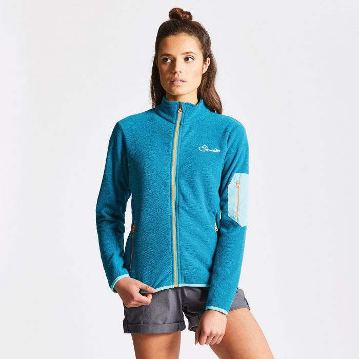 Women's Perimeter Fleece Sea Breeze Blue