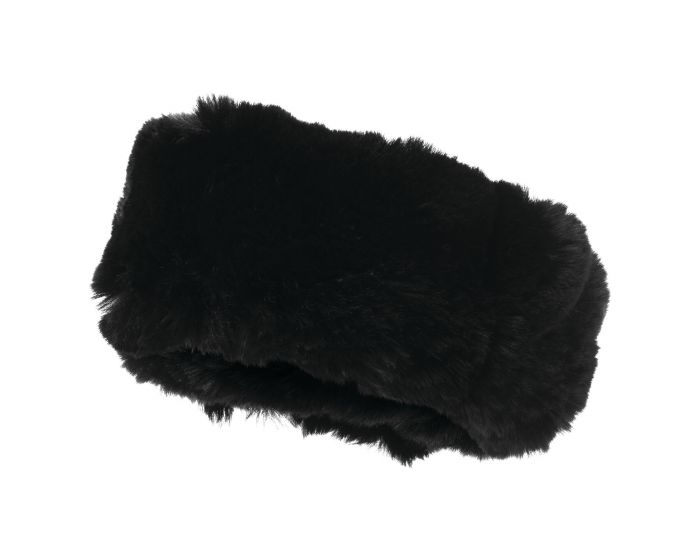 Dare 2b X Julien Macdonald - Womens Delicacy Fur Headband Black